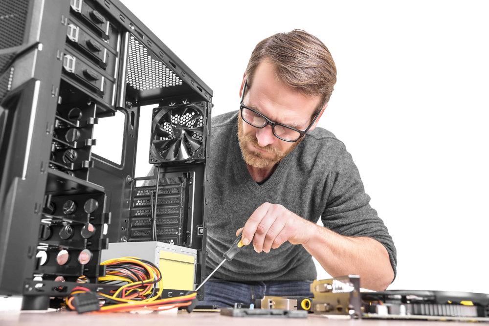 ¿Qué es el Mantenimiento preventivo y correctivo de computadoras?