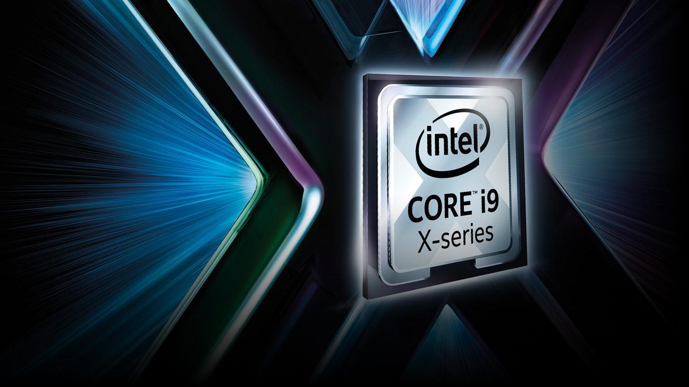 Procesadores Intel Core Serie X con 18 nucleos